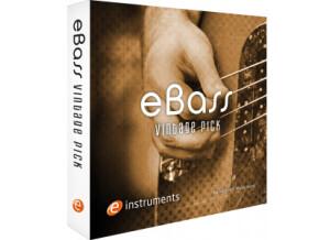 e-instruments eBass - Vintage Pick