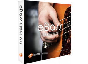 e-instruments eBass - Classic Pick