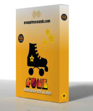 Orange Free Sounds Funk Guitar Loops & Riffs Sounds