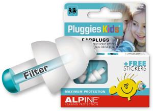 Alpine Hearing Protection Pluggies Kids