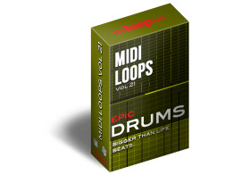 A new MIDI bank & promos at TheLoopLoft