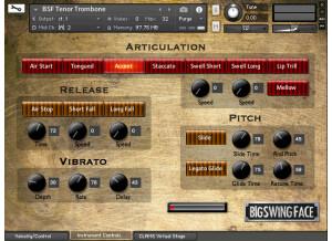 BigSwingFace BSF Tenor Trombone
