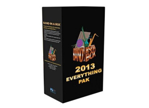 PG Music Band-in-a-Box Everything Pak