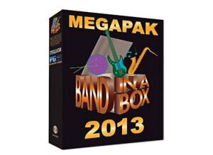 PG Music Band-in-a-Box Mega Pak