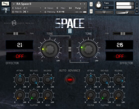 Rigid Audio Space II