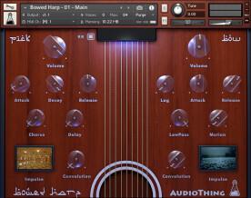 AudioThing Bowed Harp