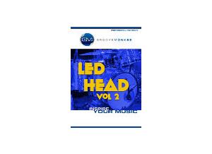 Groove Monkee Led Head Vol 2