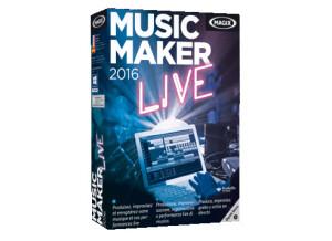 Magix Music Maker Live 2016