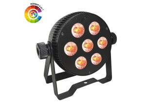 Power Lighting Par Slim 7x10W Hexa
