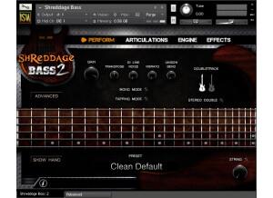 Impact Soundworks Shreddage Bass 2