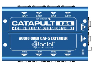 Radial Engineering Catapult TX4L