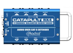 Radial Engineering Catapult RX4