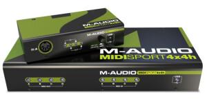 M-Audio MIDISport Hub 2x2