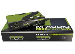 M-Audio MIDISport Hub 4x4