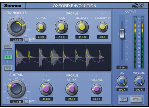 Universal Audio Sonnox Oxford Envolution