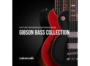 Cakewalk Gibson Bass Collection