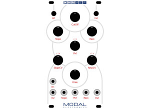 Modal Electronics 002 Voltage Controlled Filter