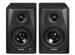 [NAMM] Tascam presents VL-S3BT Bluetooth monitors