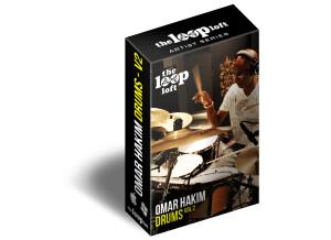 The Loop Loft Omar Hakim Drums Vol 2