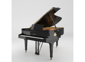 Modartt Model B Grand Piano add-on for Pianoteq