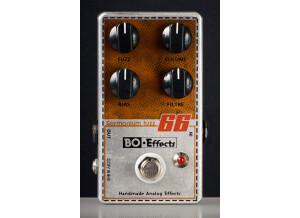 BO*Effects 66 Germanium Fuzz
