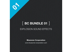 Bluezone BC Bundle 01 - Explosion Sound Effects