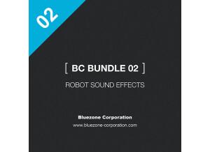Bluezone BC Bundle 02 - Robot Sound Effects