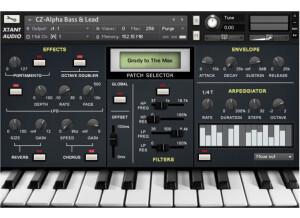 Xtant Audio CZ-Alpha