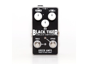 Greer Amplification Black Tiger