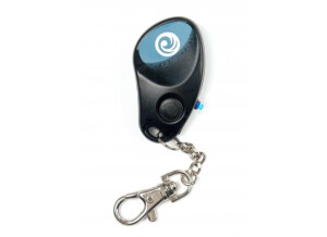 Dunlop Pick Holder Keychain with LED light