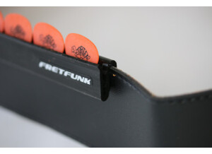 Fretfunk Strap Mounted Guitar Pick Holder - Deluxe Edition