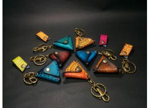 Doribari Leather Craft Leather Pick Case