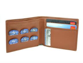 "Pete Schimdt ""Pick Panel"" Wallet - Bi-Fold"