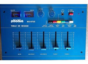 Phonia MX670