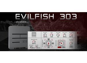 Sonic Faction Evilfish 303