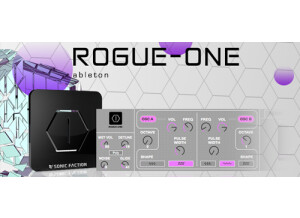 Sonic Faction Rogue-One