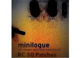 50 patches pour le Korg Minilogue chez Barb & Co