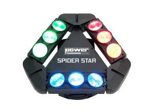 Power Lighting Spider Star
