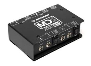 Samson Technologies MD2 Pro