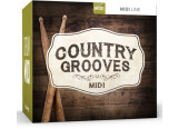 Toontrack Country Grooves MIDI pack