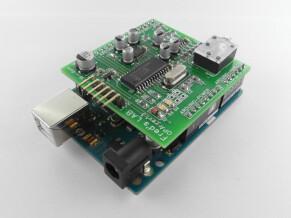 Fred's Lab OPA Arduino Shield