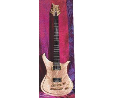 Querey Guitars Aude