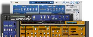 Reason Studios Synthetic Rig 2