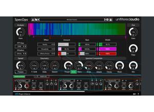 Unfiltered Audio SpecOps