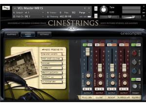 Cinesamples CineStrings Solo