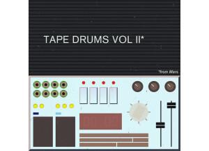 Samples From Mars Tape Drums vol II