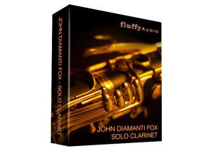 Fluffy Audio John Diamanti Fox - Solo Clarinet