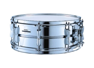 Yamaha 14 x 5,5 Stahl Snare Drum, Stage Custom Series, Chrome Hardware.