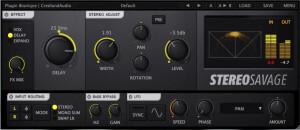 Credland Audio Stereo Savage