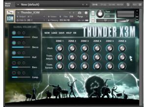 Strezov Sampling Thunder X3M